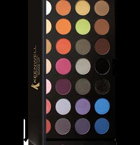 Beauty Collection 28 Eye Shadows